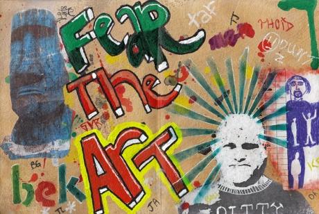 FEAR THE ART - 72